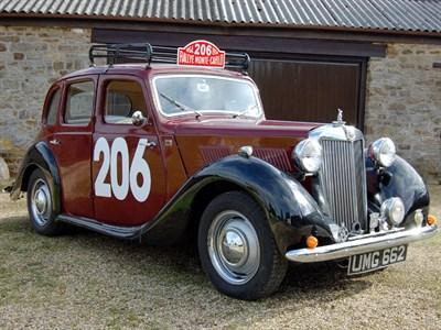 Lot 65-1952 MG YB