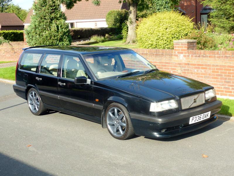 Lot 59-1996 Volvo 850 R Estate