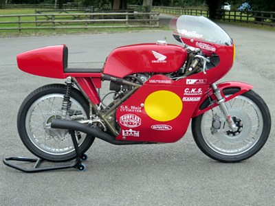 Lot 19-2008 Drixton Honda GP Replica