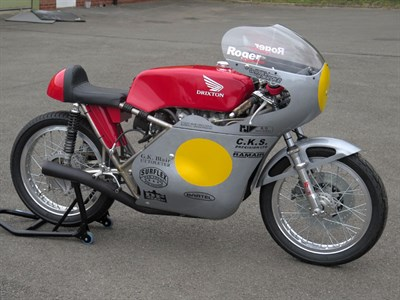 Lot 25-2008 Drixton Honda GP Replica