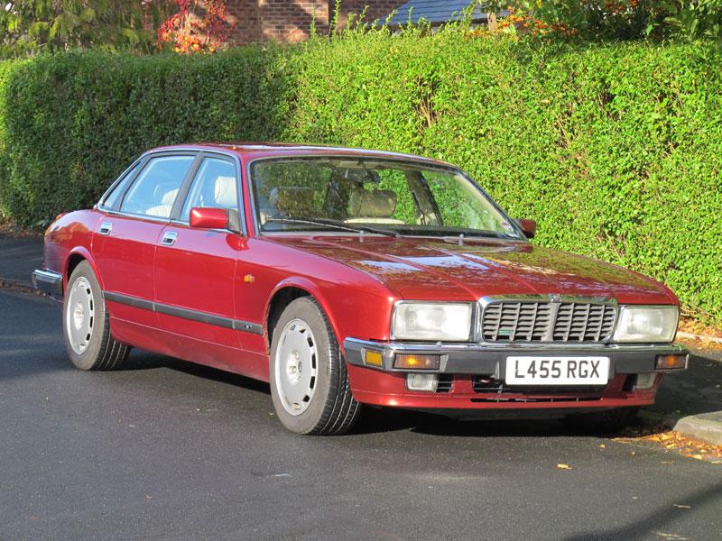 Lot 16-1993 Jaguar XJR 4.0