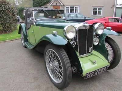 Lot 48-1934 MG PA