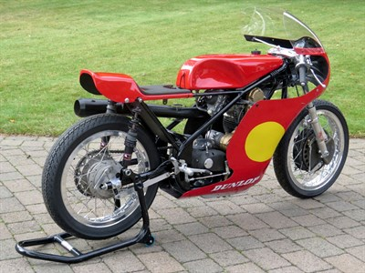 Lot 9-2006 Seeley G50 Superlight George Beale Replica