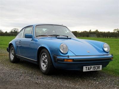 Lot 21-1977 Porsche 911 Carrera 3.0