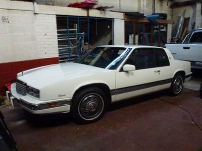 Lot 19-1988 Cadillac Eldorado Coupe