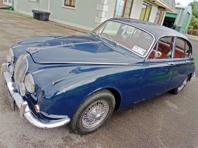 Lot 25-1968 Jaguar 240