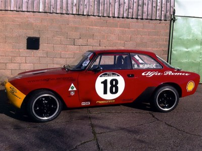 Lot 47-1973 Alfa Romeo 2000 GTV