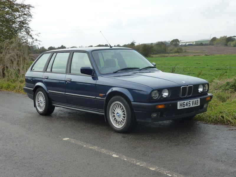 Lot 53-1991 BMW 325i Touring