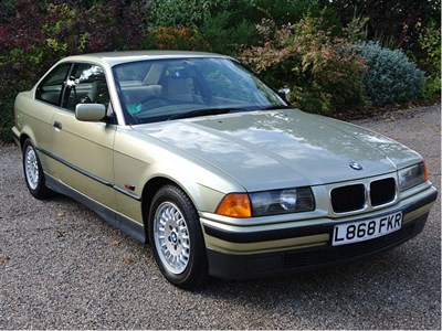 Lot 71-1994 BMW 318is