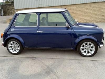 Lot 50-2001 Rover Mini Cooper Sport