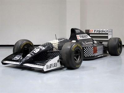 Lot 24-1993 Sauber C12A Formula 1 Single Seater