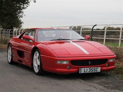 Lot 57-1995 Ferrari F355 Challenge