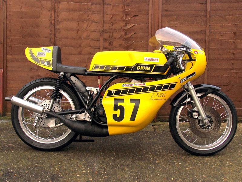 Lot 64-1978 Yamaha RD400