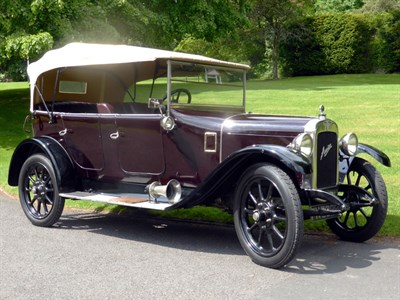 Lot 14-1924 Austin 12/4 Heavy Clifton Tourer