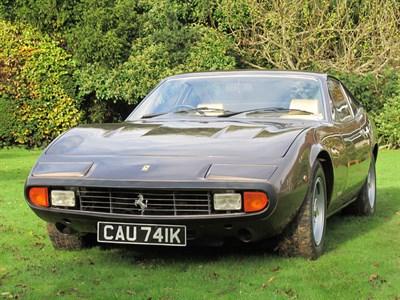 Lot 37-1972 Ferrari 365 GTC/4