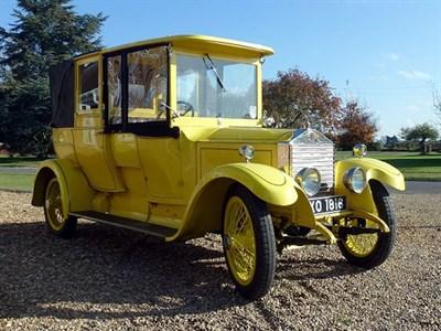 Lot 51-1923 Rolls-Royce 20hp Landaulette
