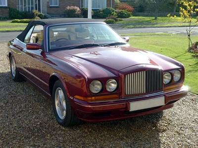 Lot 22-1996 Bentley Azure