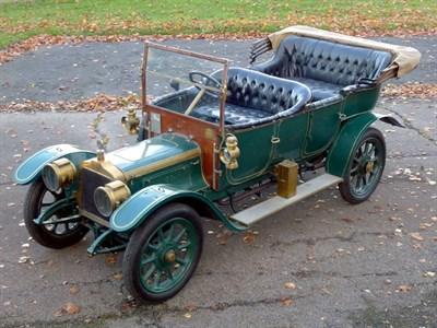Lot 66-1911 Talbot 15hp Type M Roi-des-Belges