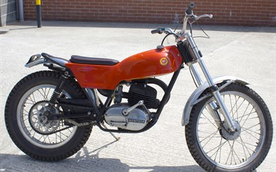 Lot 3-1971 Montesa Cota 247