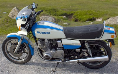 Lot 14-1980 Suzuki GS1000S Replica