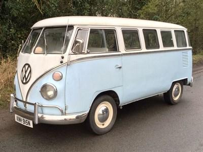 Lot 45-1975 Volkswagen Type 2