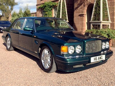 Lot 56-1998 Bentley Brooklands R Mulliner