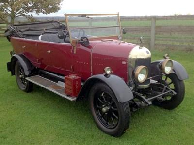 Lot 30-1925 Morris Oxford Long 'Bullnose' Tourer