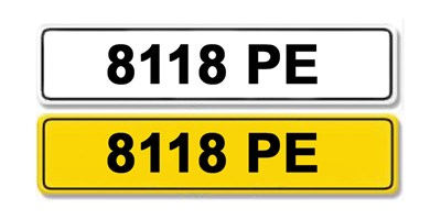 Lot 6 - Registration Number 8118 PE