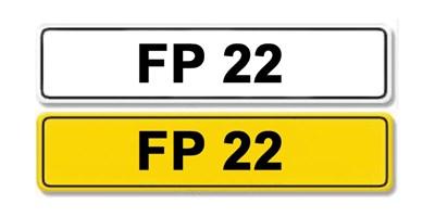 Lot 5 - Registration Number FP 22