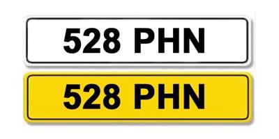 Lot 1 - Registration Number 528 PHN