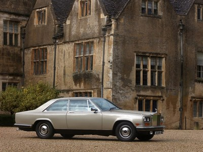 Lot 71-1985 Rolls-Royce Camargue