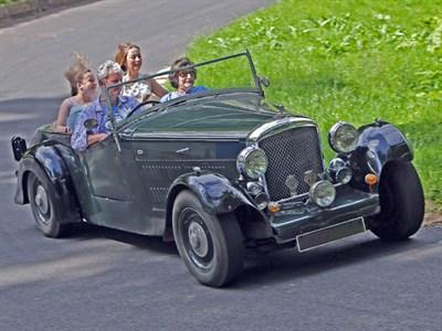 Lot 70-1948 Bentley MK VI Special