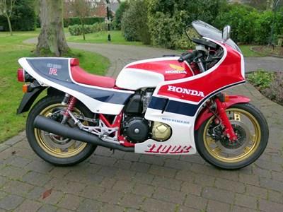 Lot 78-1982 Honda CB1100R