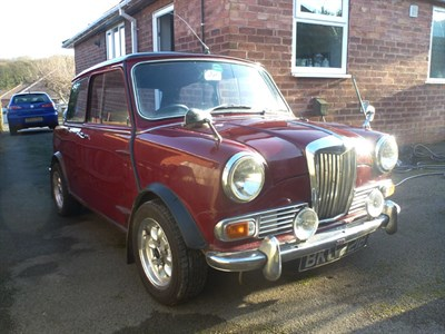 Lot 69 - 1964 Riley Elf MK II