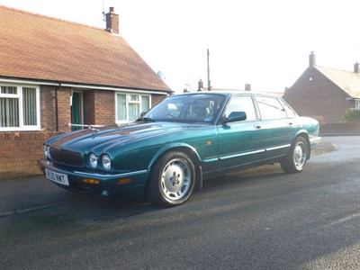 Lot 66-1997 Jaguar XJ Sport