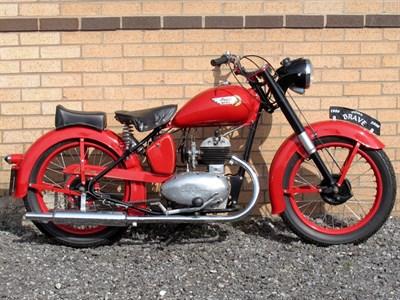 Lot 19-1956 Indian Brave