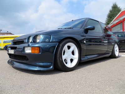 Lot 38 - 1996 Ford Escort RS Cosworth