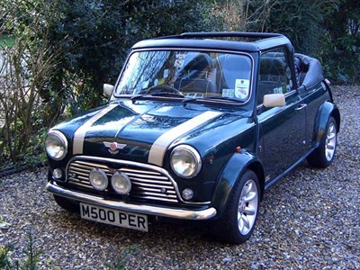 Lot 39 - 1999 Rover Mini Cooper