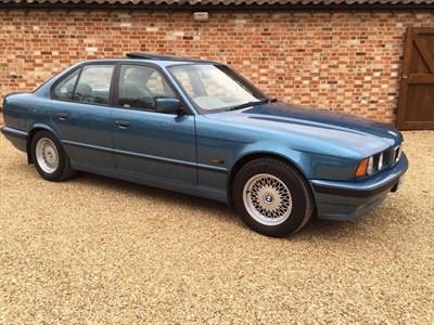 Lot 71 - 1994 BMW 520i SE