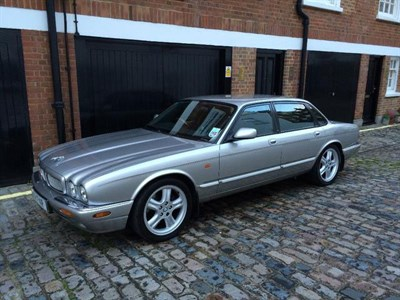 Lot 49 - 1999 Jaguar XJR 4.0