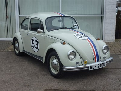 Lot 24 - 1969 Volkswagen Beetle 1200