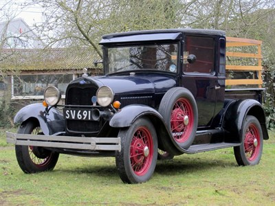 Lot 34 - 1928 Ford Model A Pickup