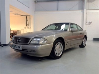 Lot 73 - 1997 Mercedes-Benz SL 280