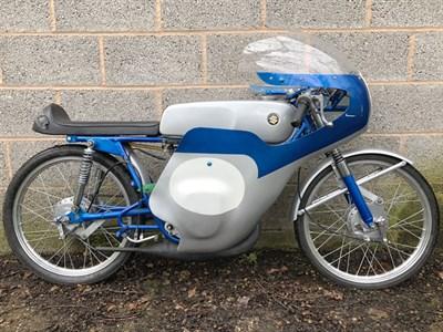 Lot 51 - 1967 Suzuki TR50