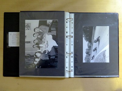 Lot 9 - Photograph Album