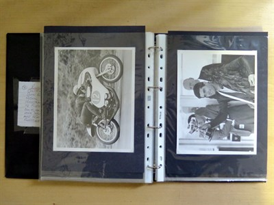 Lot 10 - Photograph Album