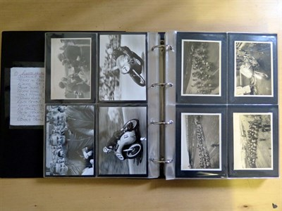 Lot 18 - Photograph Album