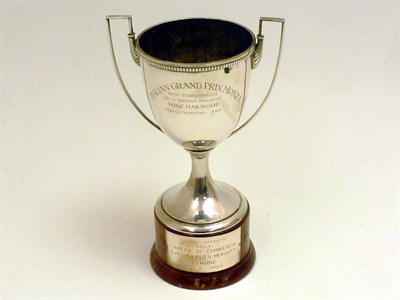 Lot 23 - 1960 Italian Grand Prix Trophy