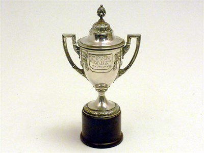 Lot 25 - 1967 Dutch TT Trophy