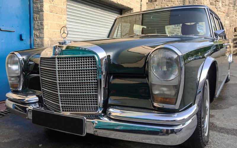 Lot 118 - 1970 Mercedes-Benz 600 Saloon